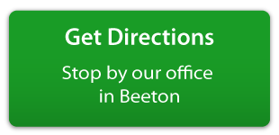 Get Directions | Stop by our office in Beeton